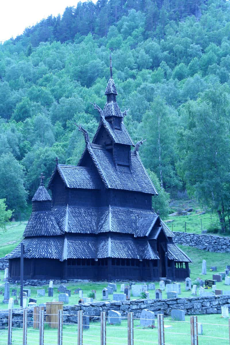 Borgund Church photo by Mary Griep